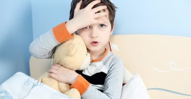 common childhood illnesses within the first few years