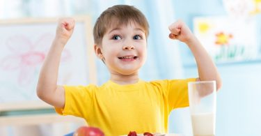 Give your kids a boost: Ways to improve immunity