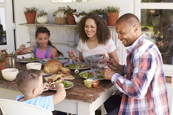 5 easy ways to get the family dinner on your table, pronto