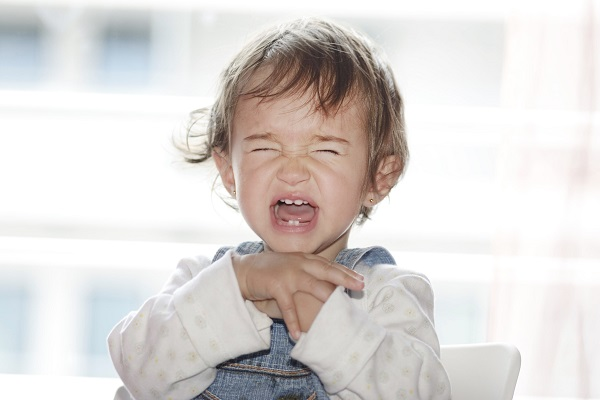 Time Out, Mom and Dad—Get Ready for Tantrums