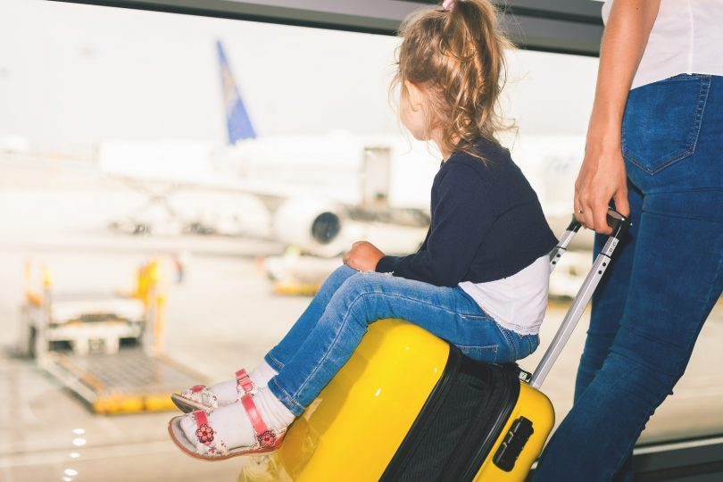 Renee McCabe from Safe Kids Greater Augusta shares travel tips for car and airplane trips.