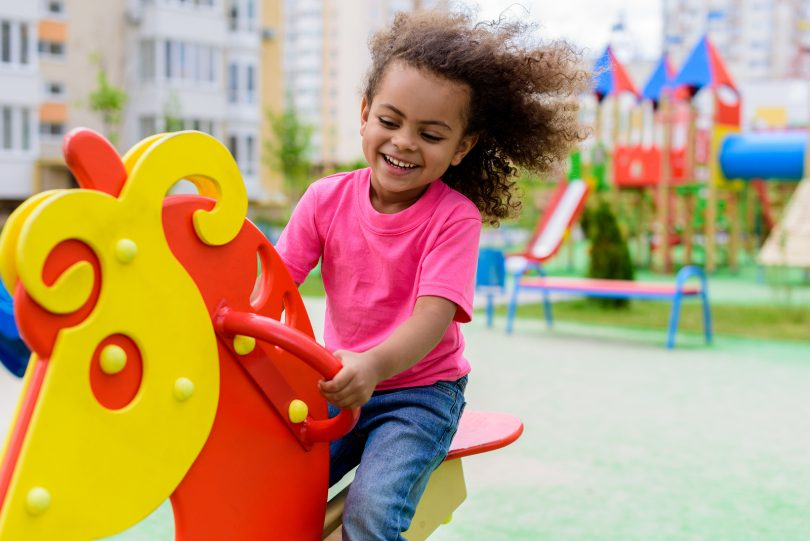 Dr. April Hartman with the Children's Hospital of Georgia breaks down the 4 categories of playtime for kids.